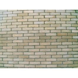 Rivestimenti in pietra artificiale per prospetto - facciate. Modello f.15