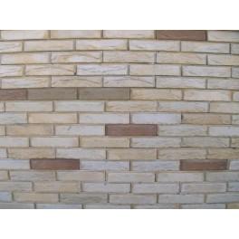 Rivestimenti in pietra artificiale per prospetto - facciate. Modello (i.23)