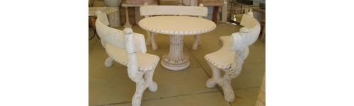 Tavoli, Panche e Sedie