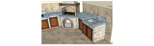Prevent. Gratuito Cucina in muratura