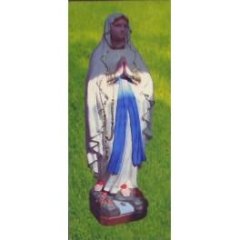 Madonna Lourdes 130 (colore)
